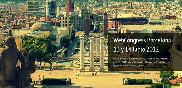 WebCongress Barcelona 2012