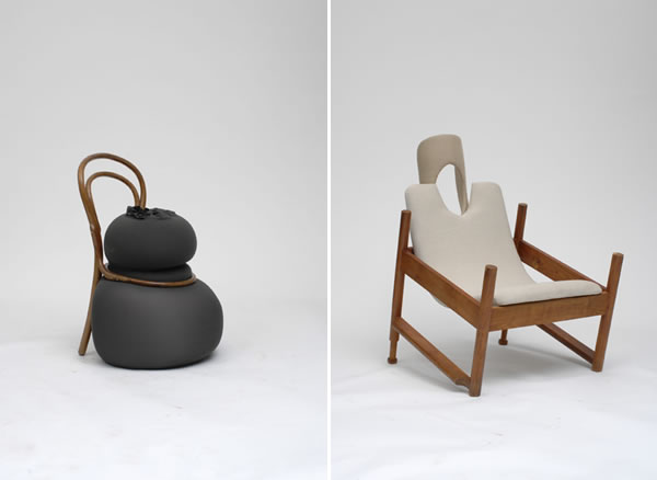 100 Chairs in 100 Days :: Martino Gamper