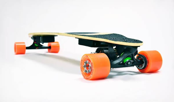 Boosted Boards :: longboard eléctrico