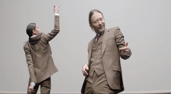 Atoms For Peace – Ingenue :: sábados musicales