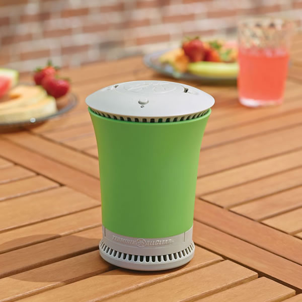 Portable Mosquito Repeller :: gadget ahuyenta mosquitos