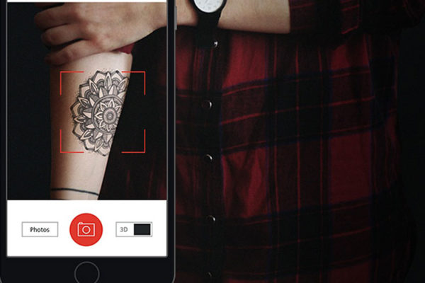 Ink Hunter :: app simulador de tatuajes