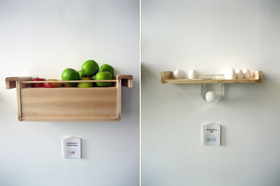 Save Food From The Fridge :: como conservar alimentos sin nevera