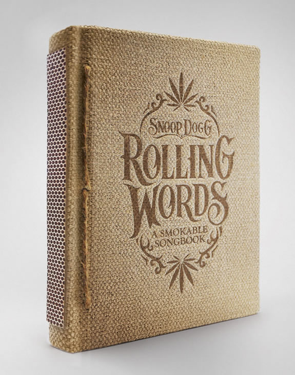 Rolling Words :: el libro de papel de fumar de Snoop Dogg