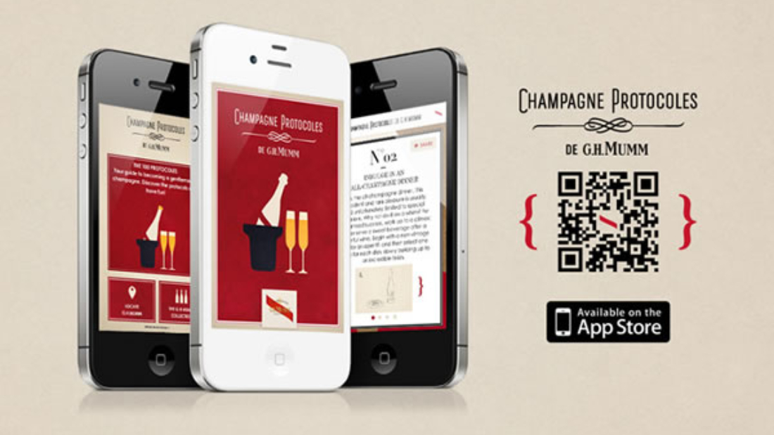 Champagne Protocoles, Cigar Boss, Tie Right :: 3 apps