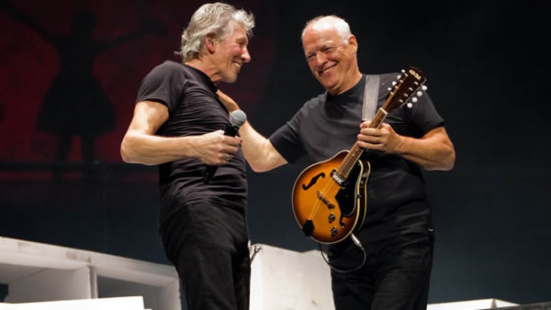 Roger Waters + David Gilmour: Comfortably Numb, Live, O2 Arena 2011